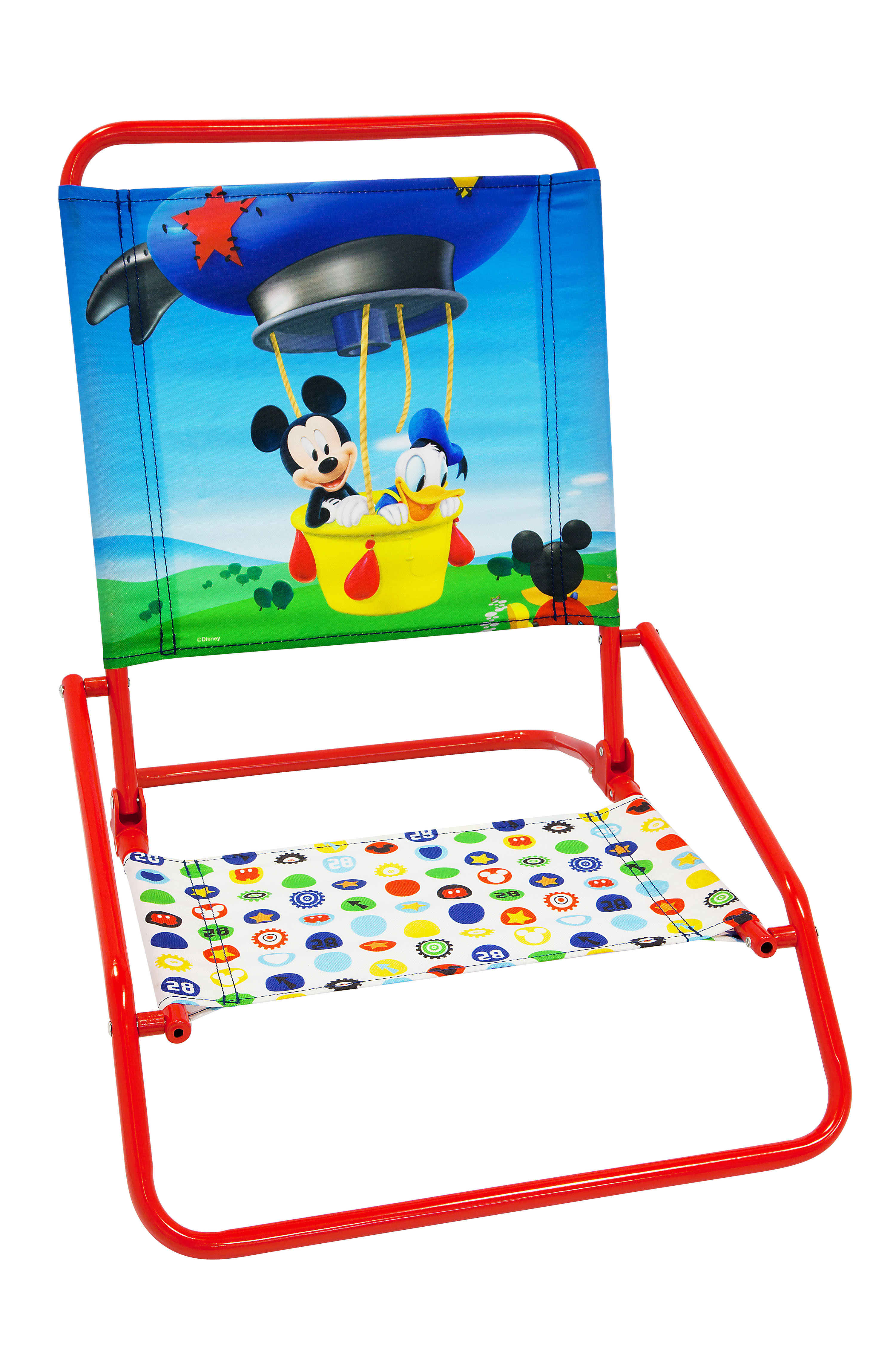 mickey mouse clubhouse chair stand up fitness test upc 039897985305 capers beach