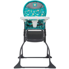 Booster Seat Or High Chair Which Is Better Bright Starts Chairs Seats Kmart Cosco Simple Fold Safari Style