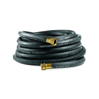 "Craftsman 5/8"" x 50' All-Rubber Garden Hose Free Shipping ..."