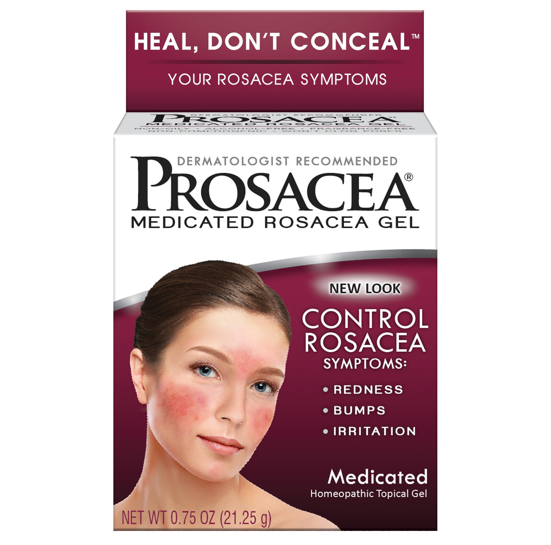 Prosacea Rosacea Treatment Gel 0.75 Oz.