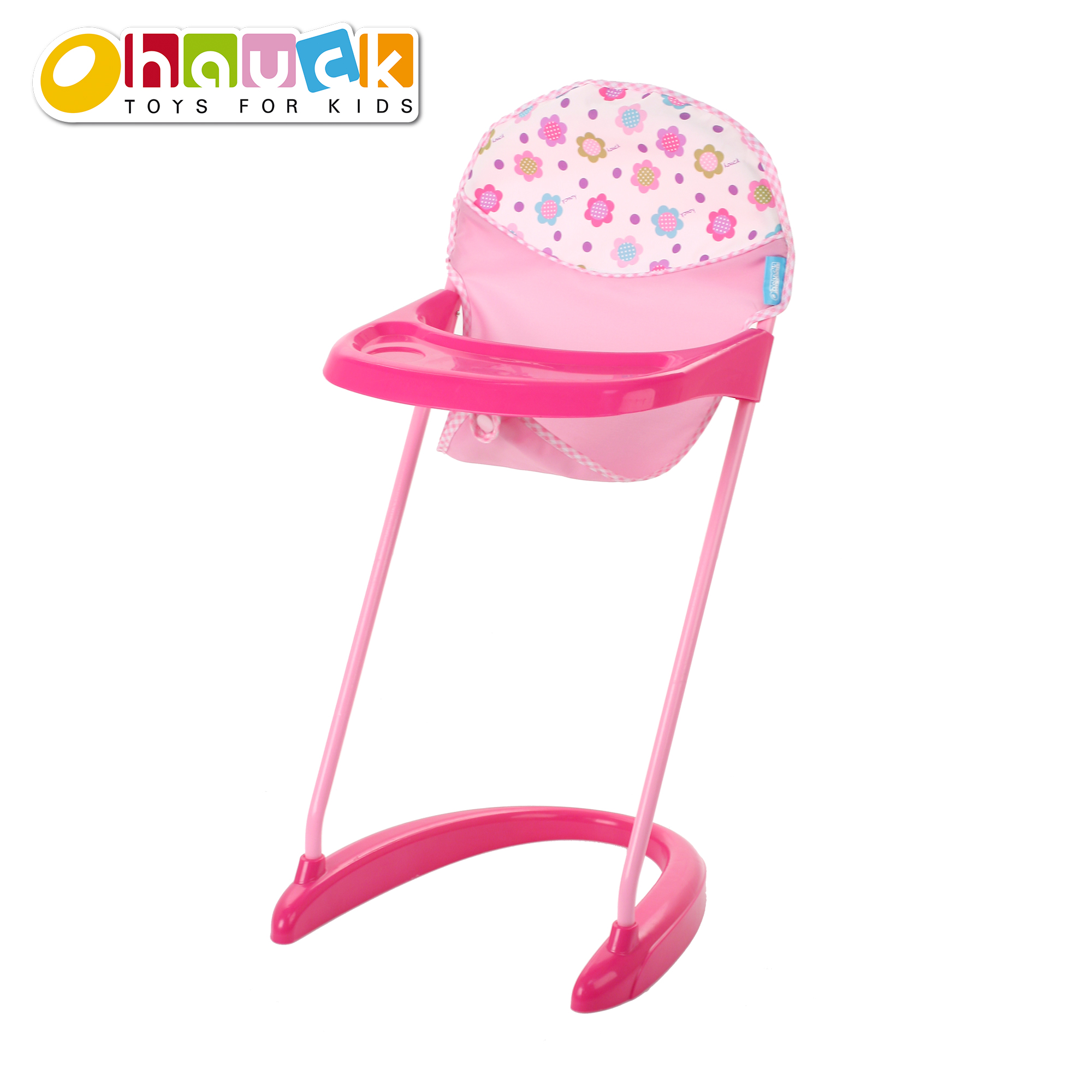 baby doll high chairs double seat folding beach chair with umbrella hauck alternate image