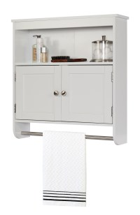 WALL CABINET WITH TOWEL BAR - Home - Furniture - Bathroom ...