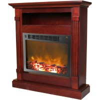 Cambridge Sienna Fireplace Mantel with Electronic ...