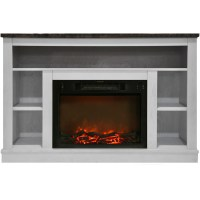 Cambridge Seville Fireplace Mantel with Electronic ...