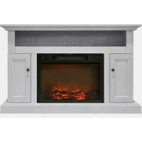 Cambridge Sorrento Fireplace Mantel with Electronic ...