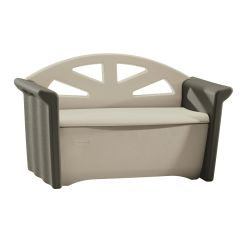 Storage Box Chair Philippines Job Lot Wedding Covers Rubbermaid Bench Deck