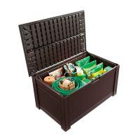 Rubbermaid deck box on Shoppinder