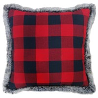 Buffalo Plaid Decorative Pillow