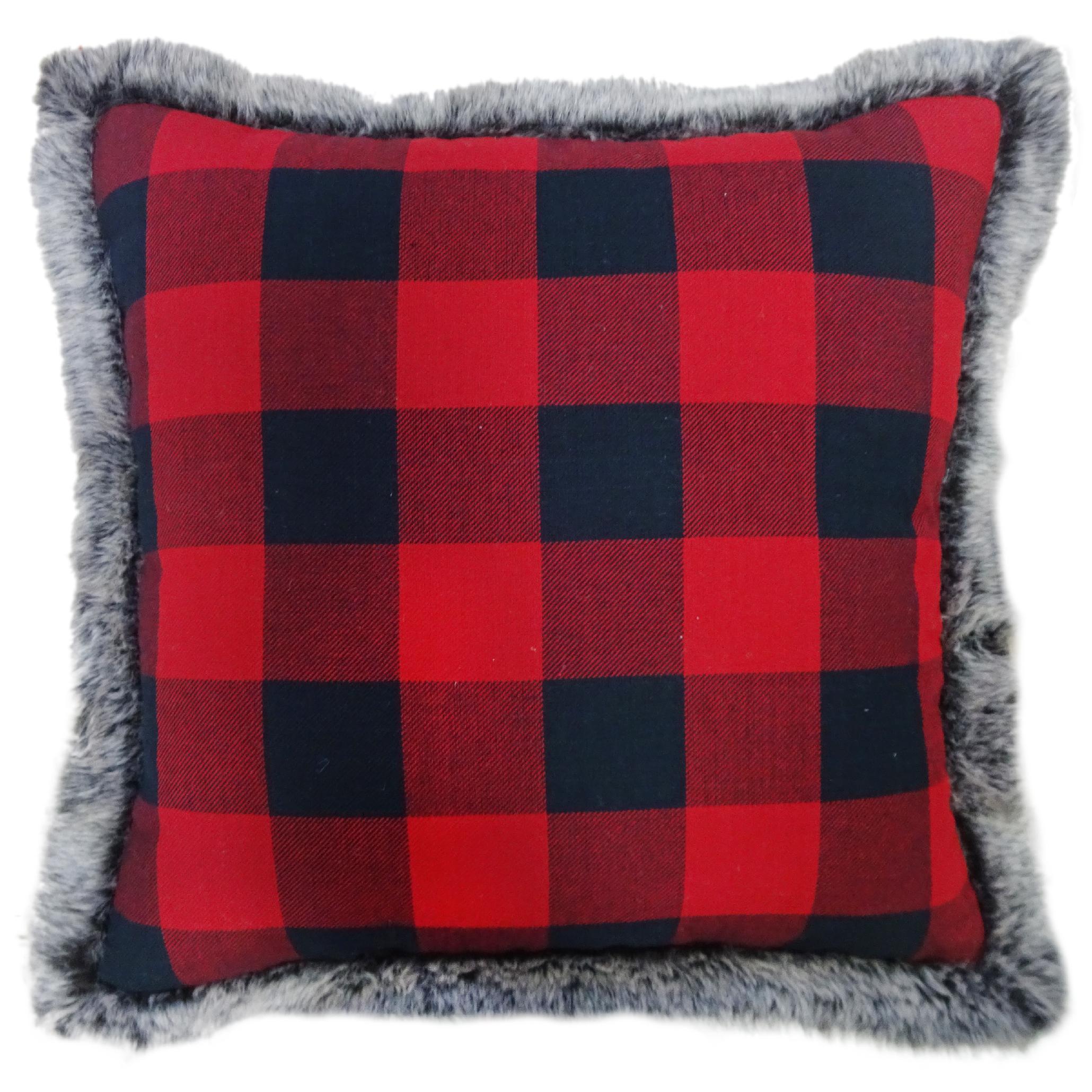 Buffalo Plaid Decorative Pillow Home Home Decor