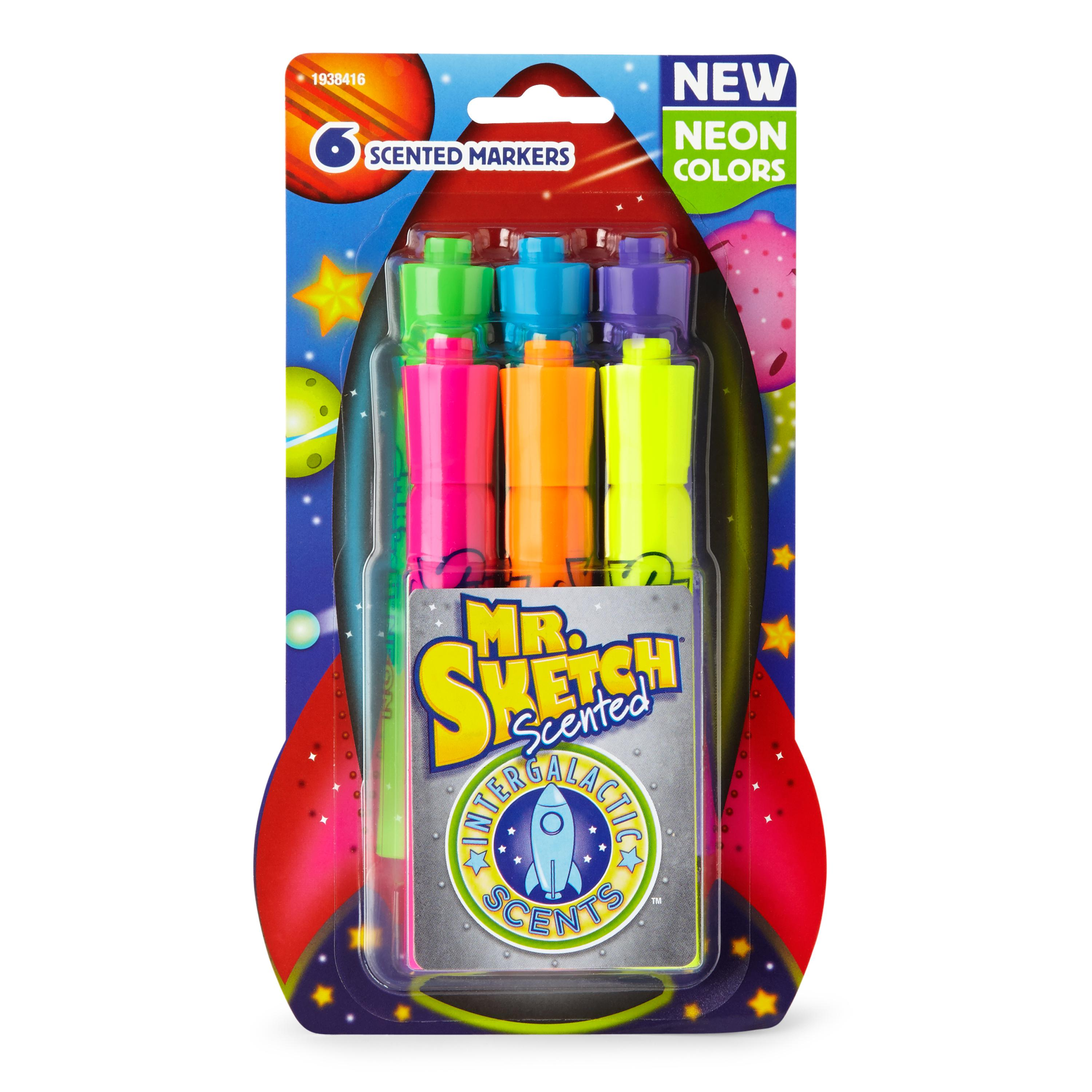 Mr. Sketch Scented Markers Scents