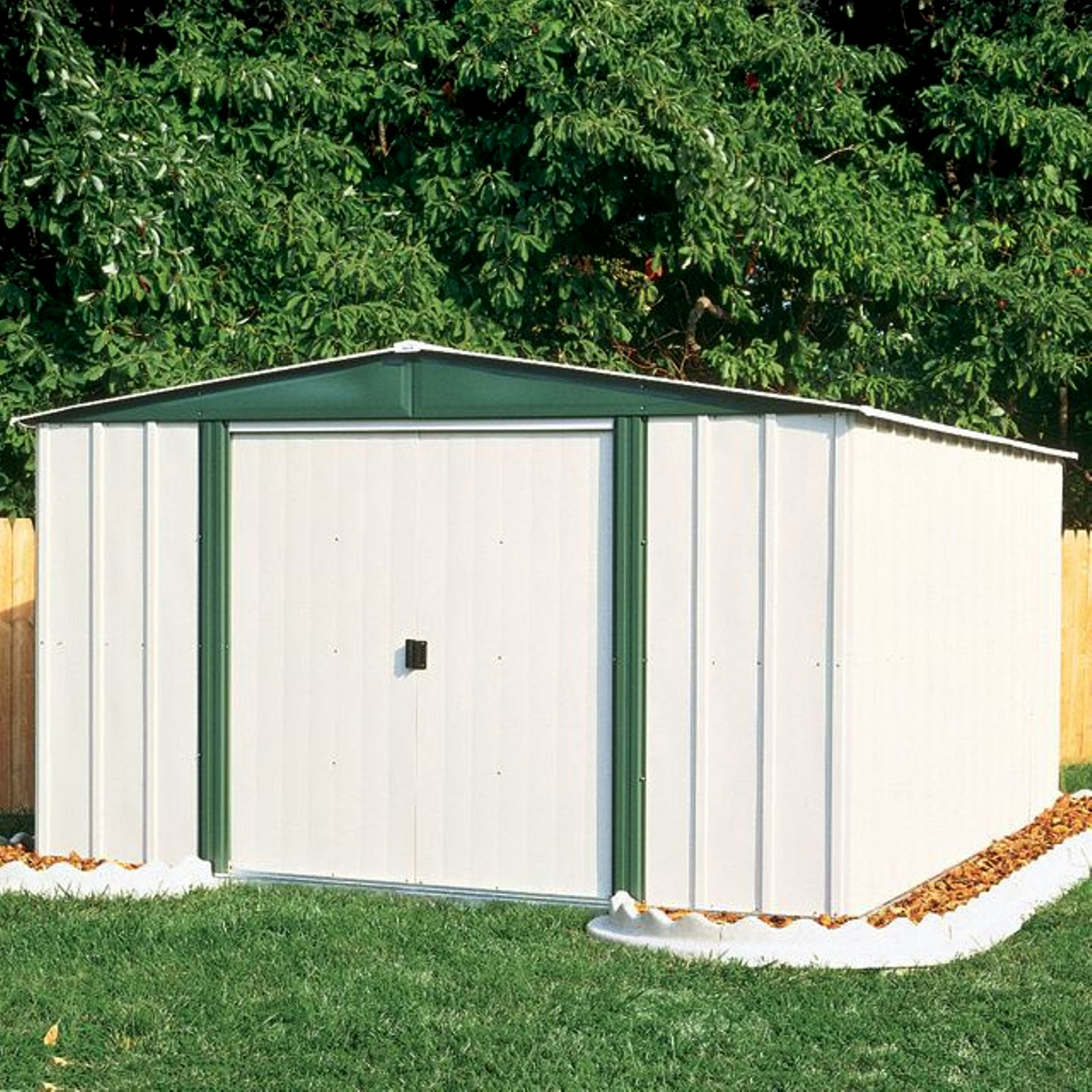 Arrow Sr68206 10' X 6' Storage Shed