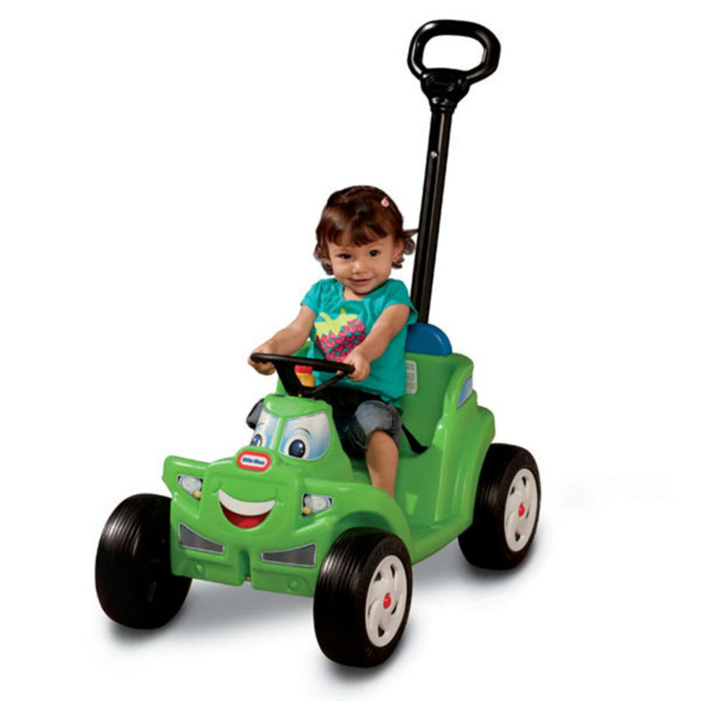 Little Tikes 2 In 1 Cozy Roadster Green