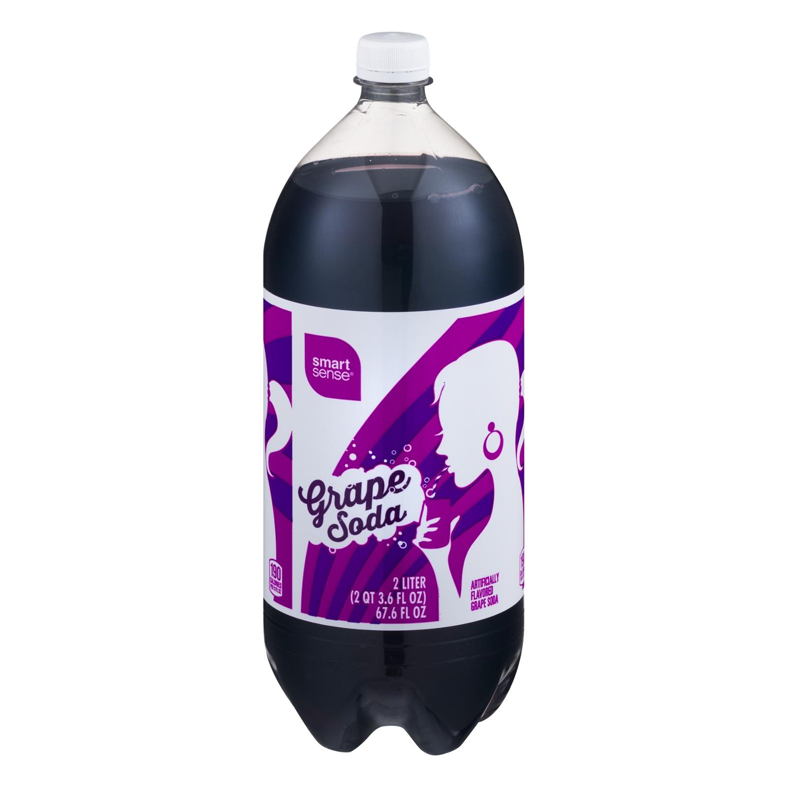 Smart Sense Grape Soda 676 FL OZ
