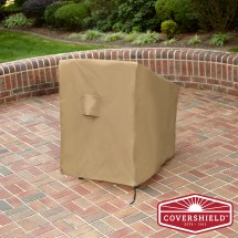 Covershield Stack Bar Chair Patio Furniture Cover- Deluxe