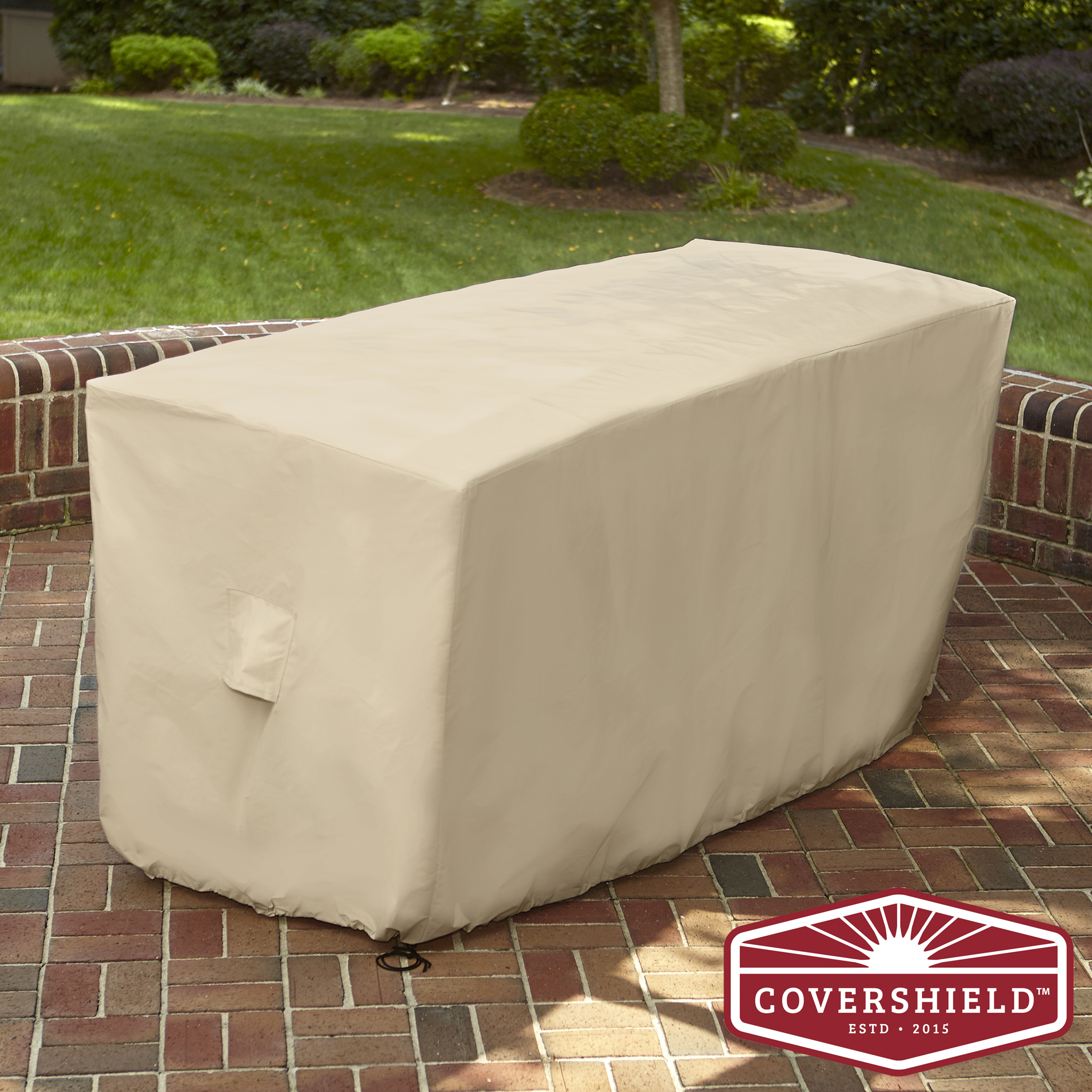 Covershield Bistro Cover- Basic - Outdoor Living Patio
