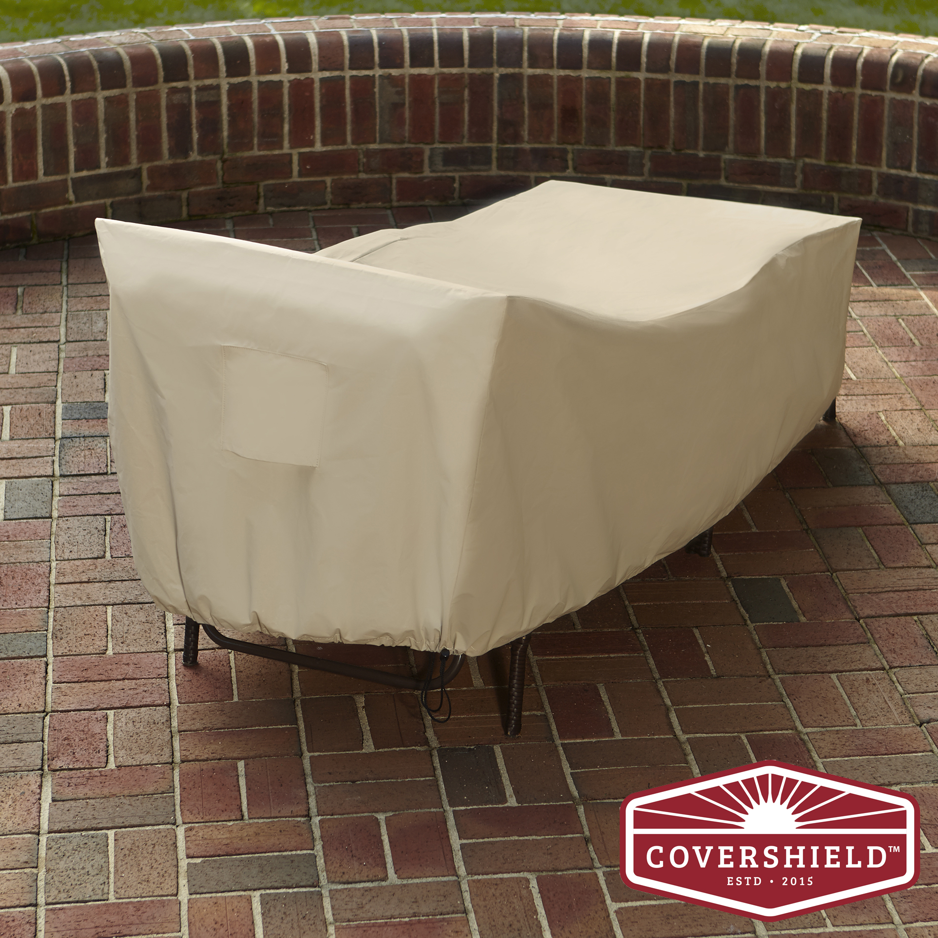 Covershield Lounge Chair Cover - Basic Outdoor Living