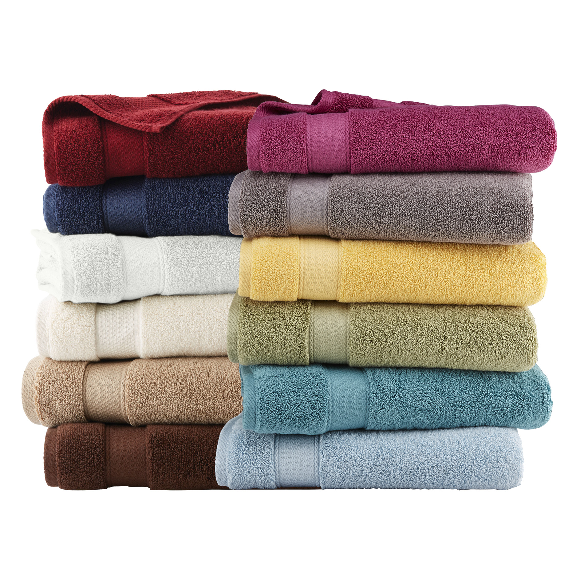 Cannon Egyptian Cotton Bath Towels Sheets Hand Washcloths