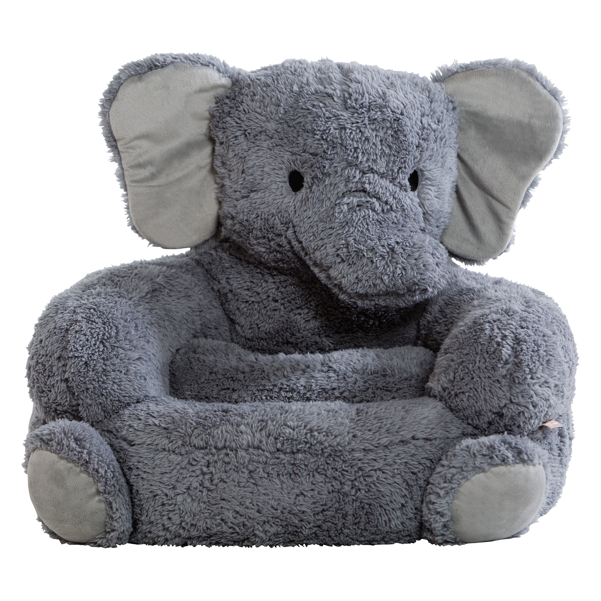 Toddler Soft Chairs Trend Lab Elephant Children 39s Plush Character Chair Baby