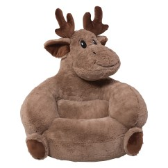 Children S Stuffed Animal Chairs Buy Massage Chair Trend Lab 39s Plush Moose Character Sears
