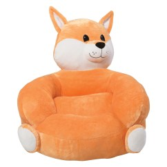 Children S Stuffed Animal Chairs 4 Chair Patio Set Trend Lab 39s Plush Fox Character Sears
