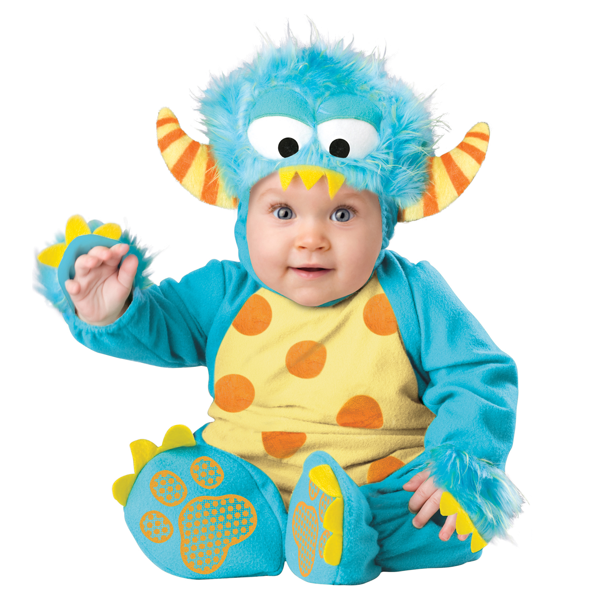 Totally Ghoul Halloween Mini Monster Infant Toddler Costume