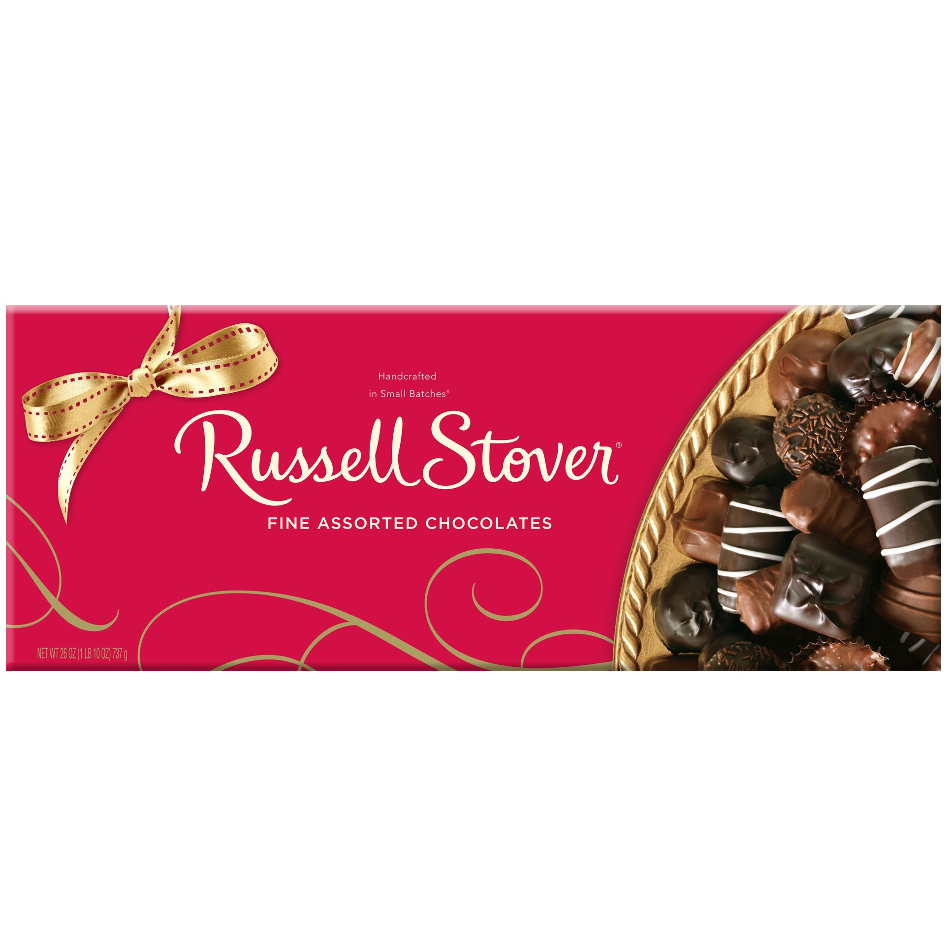 Russell Stover Assorted Chocolate WOW Box 26oz