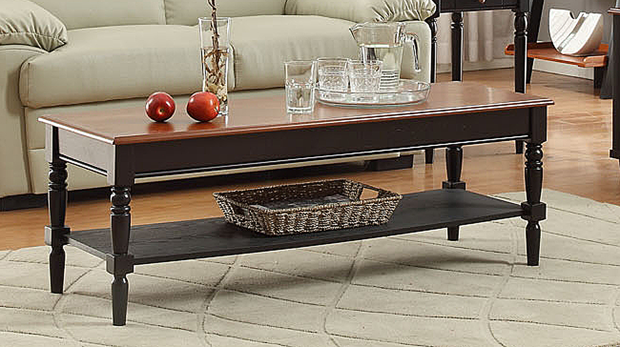 Convenience Concepts French Country Coffee Table - Home