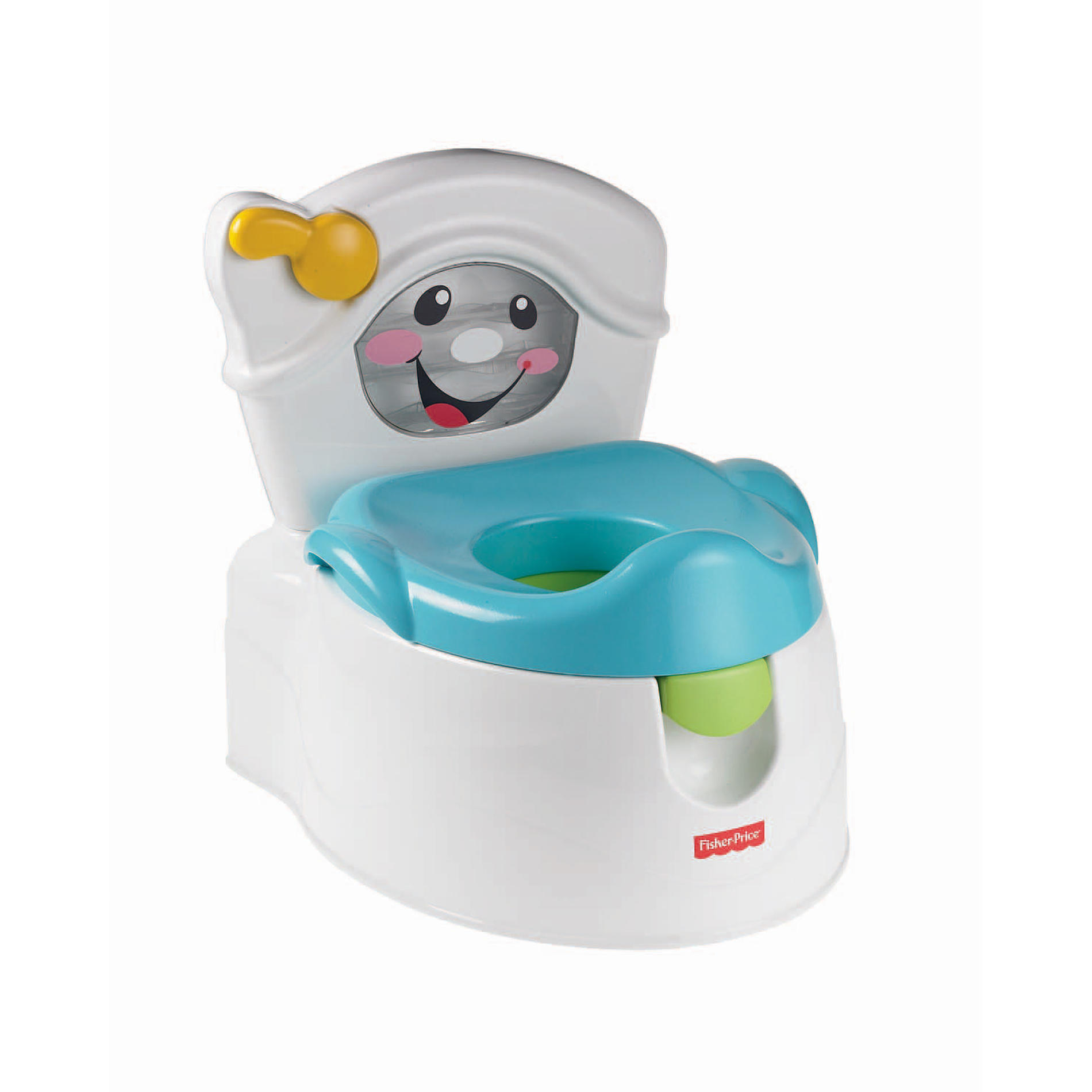 singing potty chair kids with umbrella fisher price  learn to flush