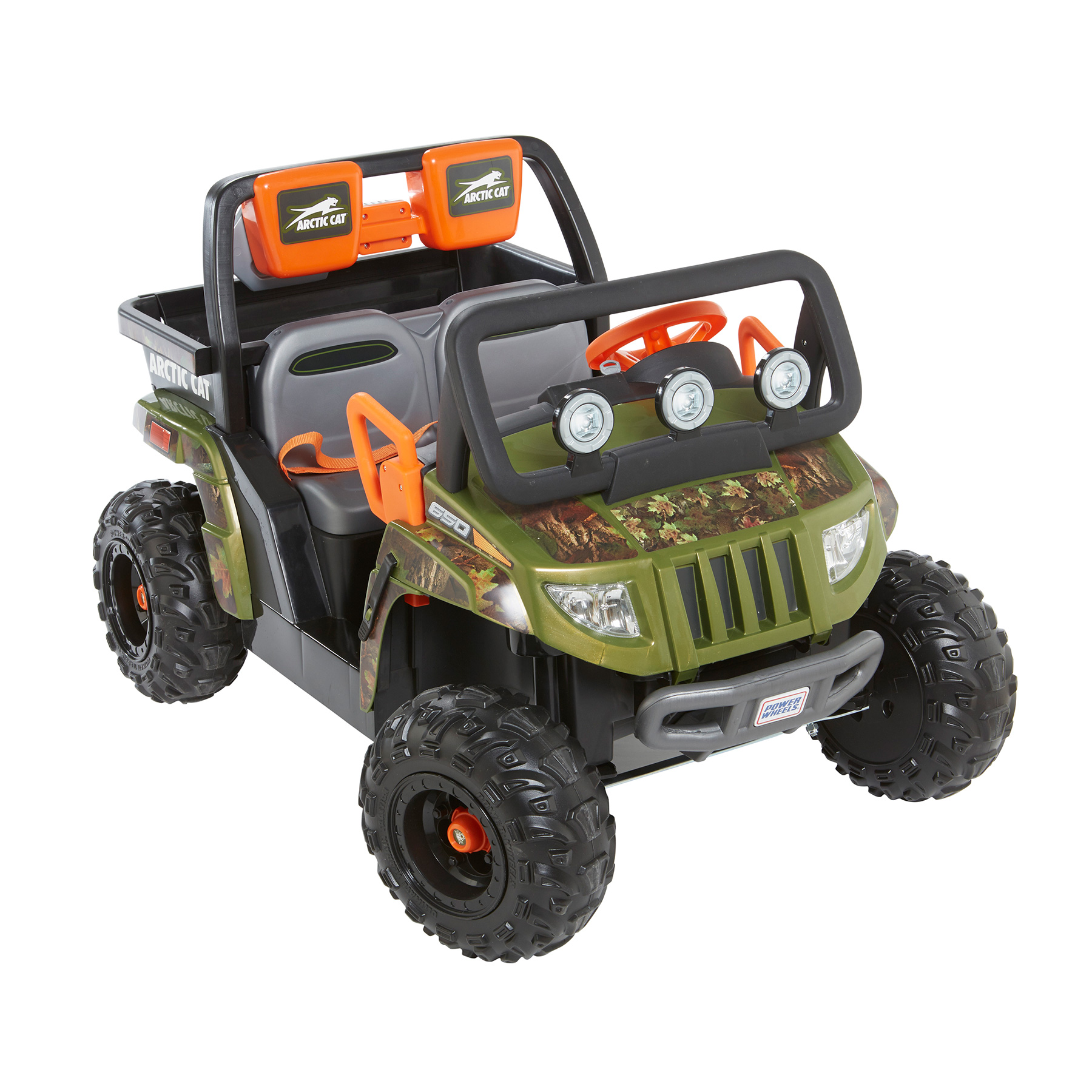 Power Wheels 12v Battery Toy Ride- - Arctic Cat Kmart Exclusive