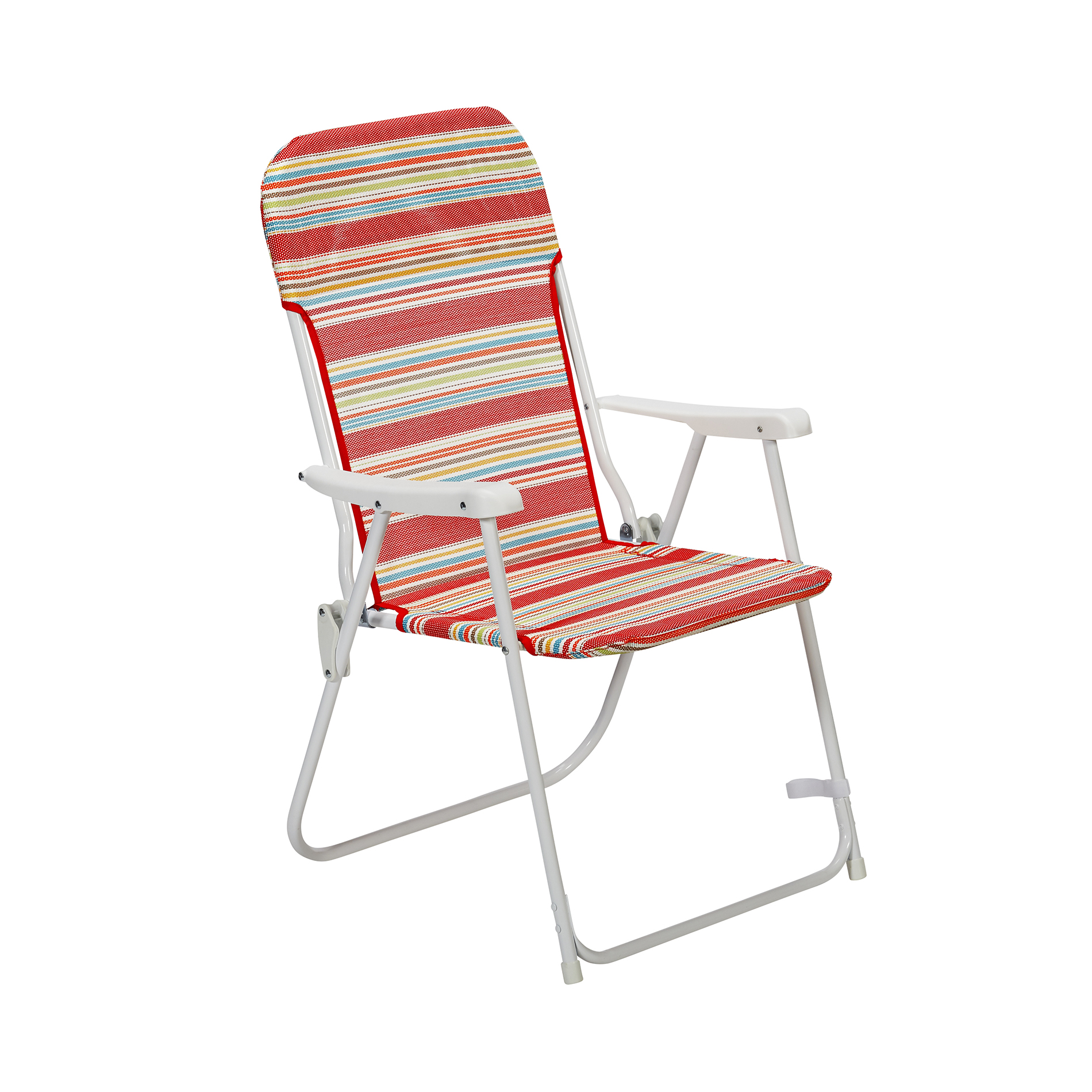 fabric outside chairs best chair for baby nursery outdoor warm stripes living