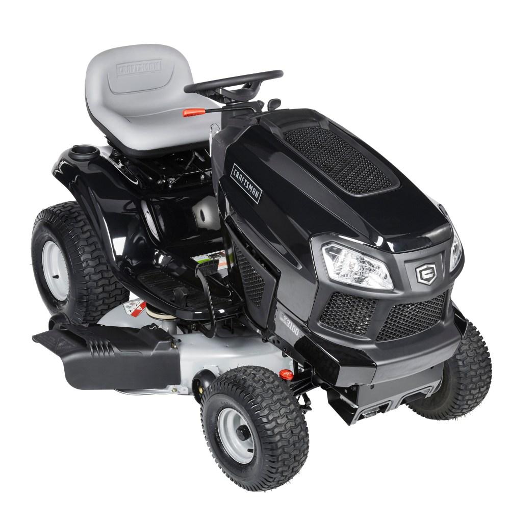 medium resolution of craftsman 27398 42 20 hp riding mower with auto transmission