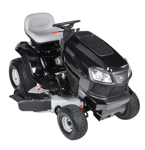 small resolution of craftsman 27398 42 20 hp riding mower with auto transmission