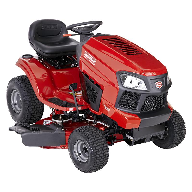 Craftsman 42 Riding Lawn Mower