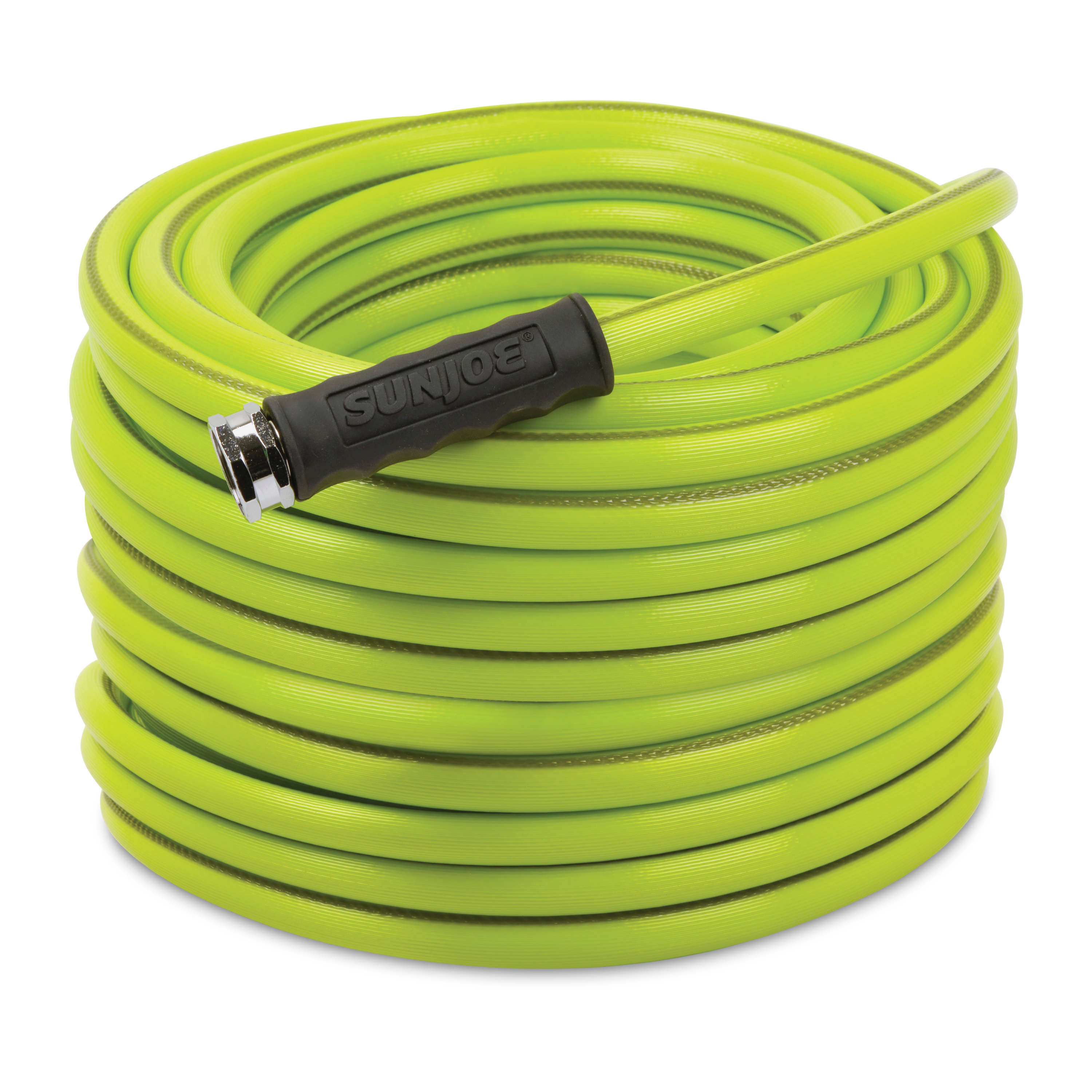 Sun Joe Ajh12-100 Heavy-duty Garden Hose 100-foot 1 2- Flow