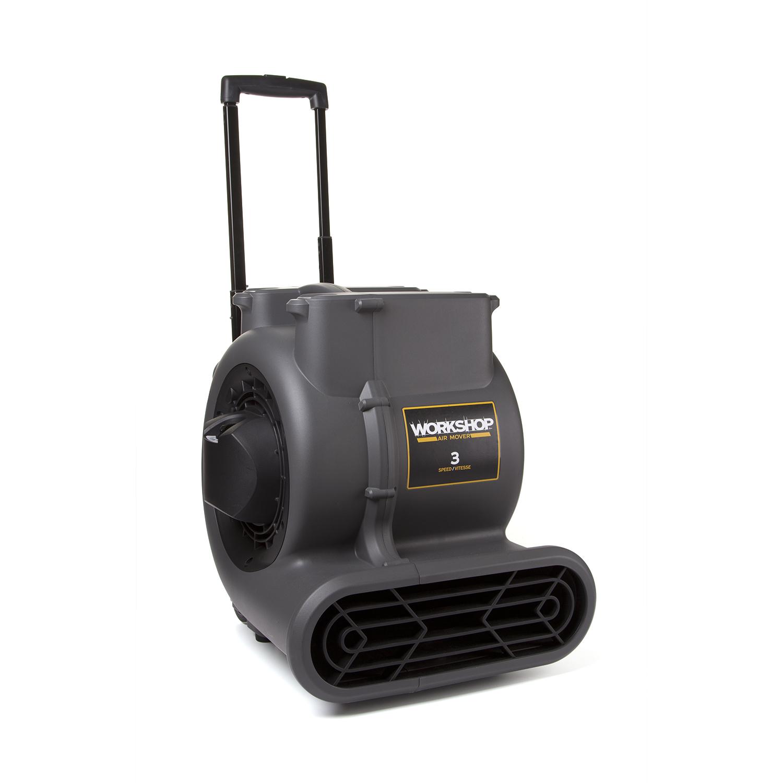 WORKSHOP Wet Dry Vacs Air Mover Fan  Carpet Dryer High
