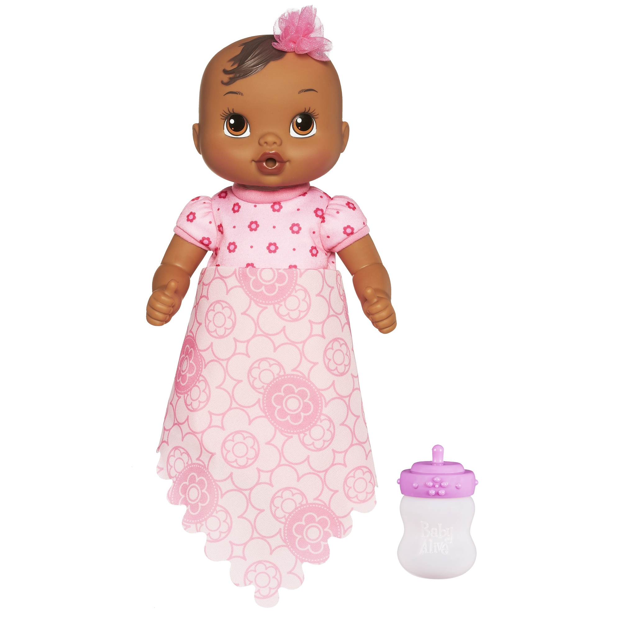 African American Baby Alive Doll