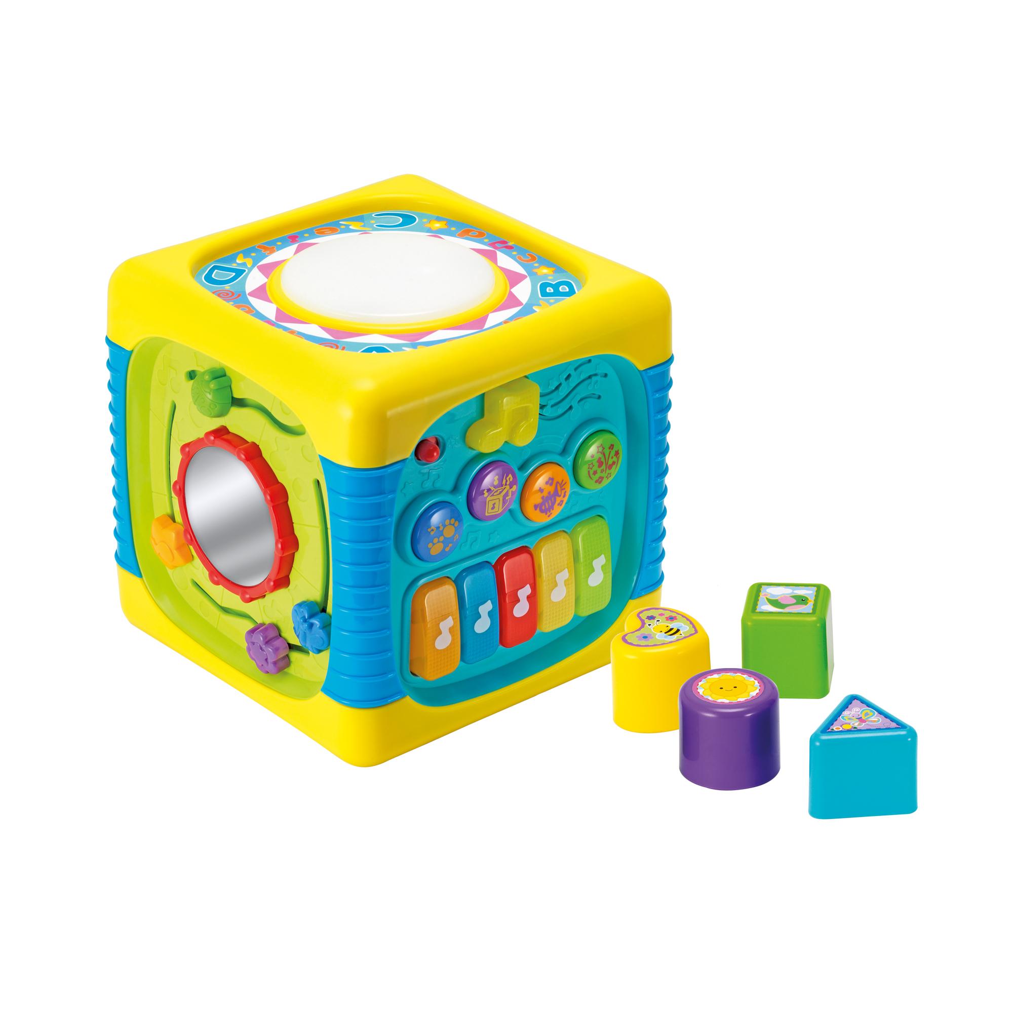 Just Kidz Music Fun Activity Cube