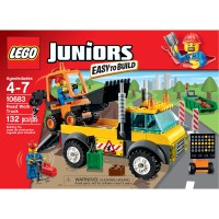 LEGO Juniors - Road Work Truck #10683 - Toys & Games ...