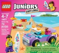 LEGO Juniors - Beach Trip #10677 - Toys & Games - Blocks ...