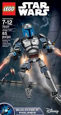LEGO  Star Wars Jango Fett #75107 - Toys & Games ...
