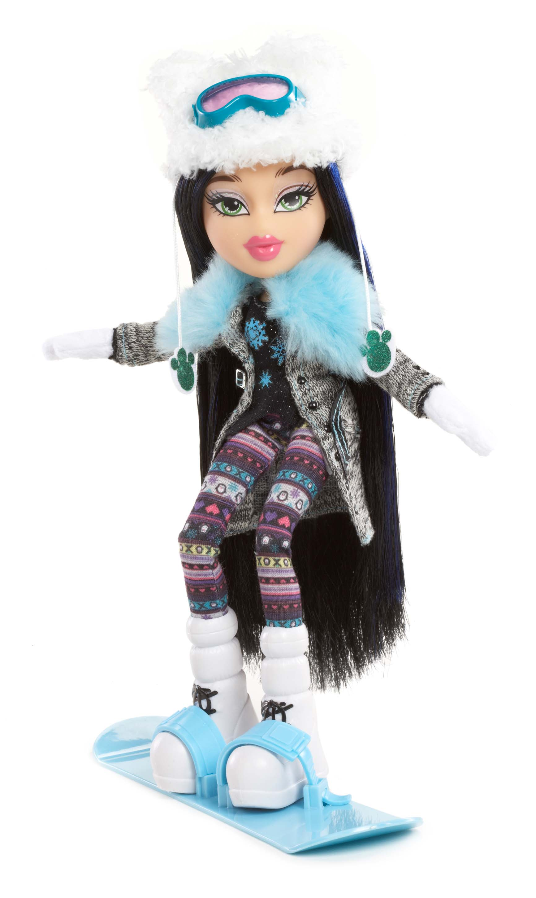 Bratz SnowKissed Doll Jade