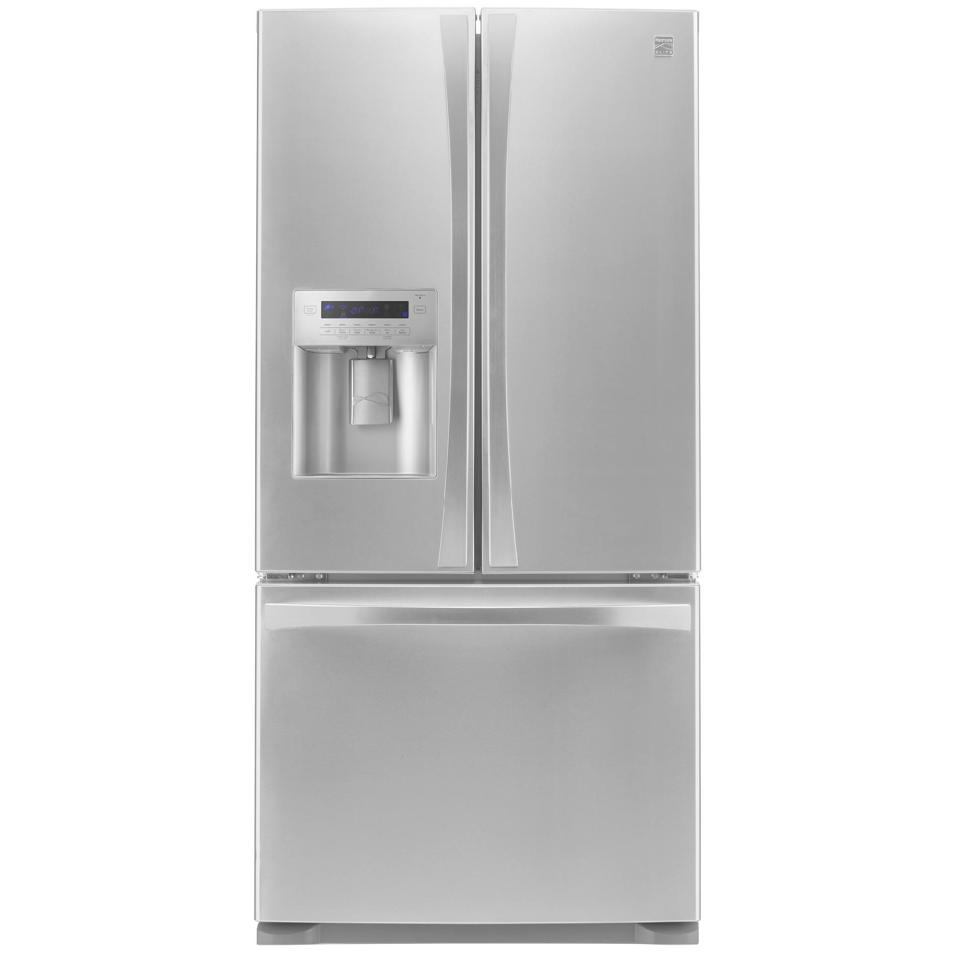 kenmore elite french door refrigerator water filter