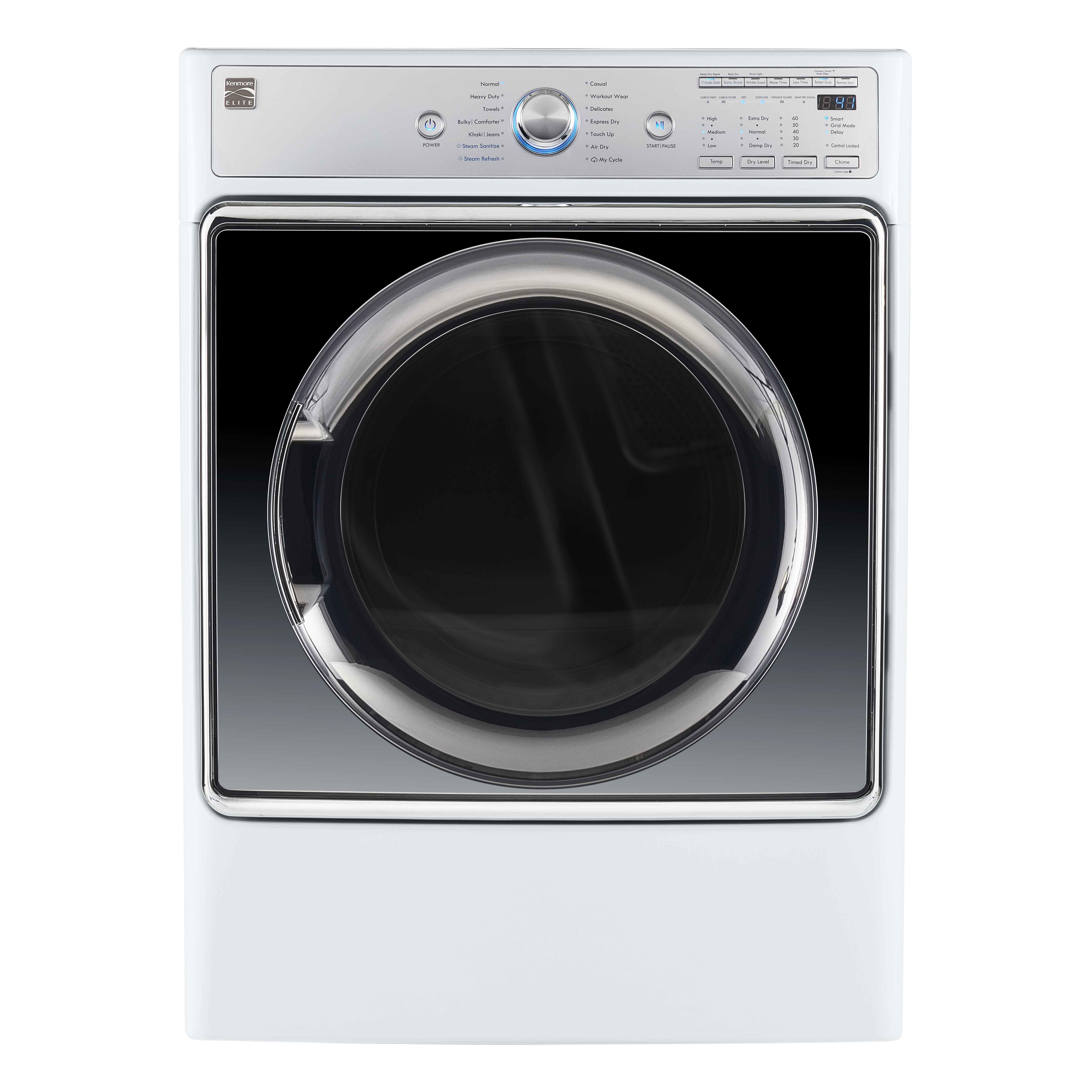 kenmore elite 91982 9 0 cu ft smart gas dryer w accela steam gas dryer i d be happy for any sears gas dryer diagram just to [ 4944 x 4944 Pixel ]