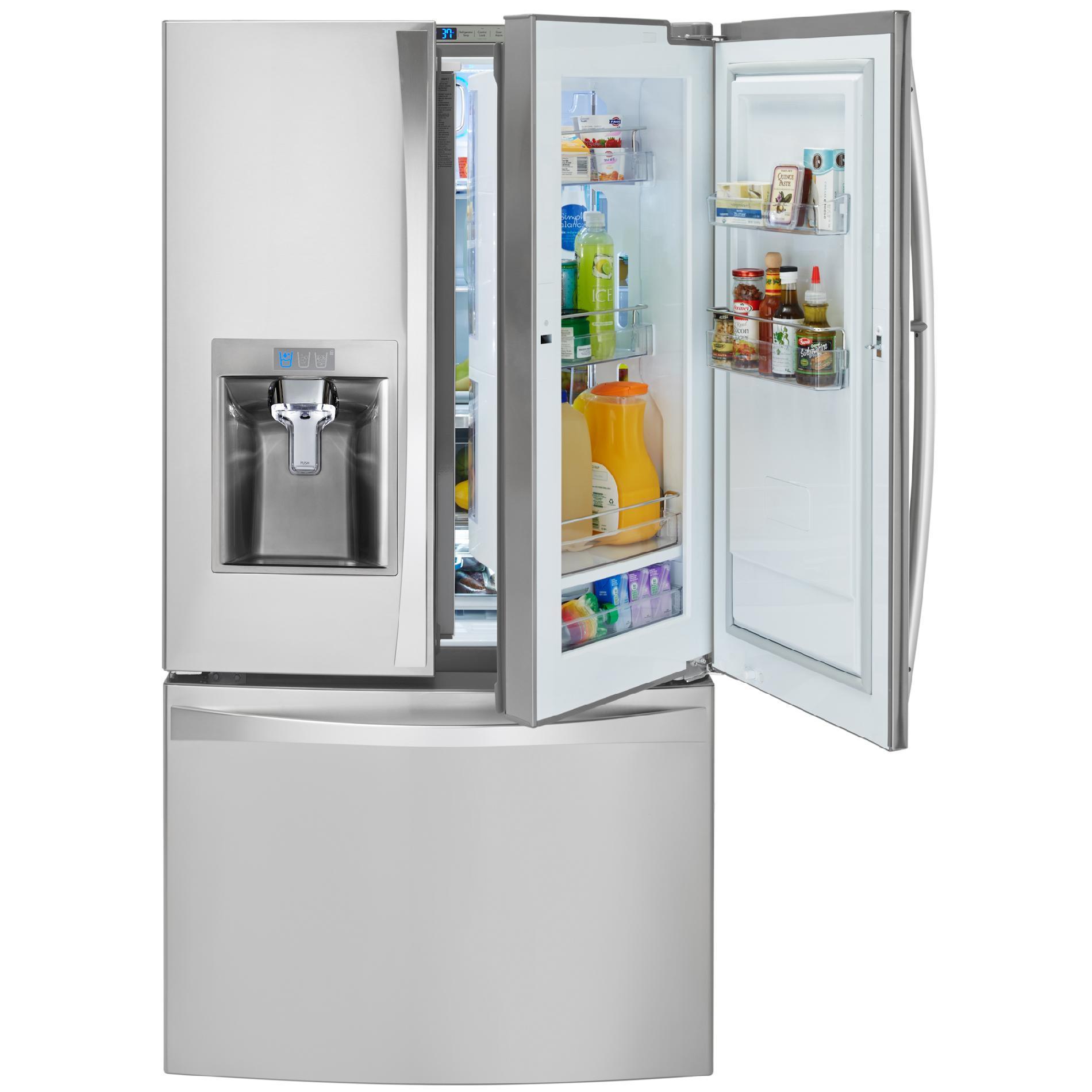 Cabinet Depth Refrigerator Bottom Freezer  Cabinets Matttroy