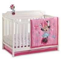 Disney Minnie Mouse Crib Bedding Set
