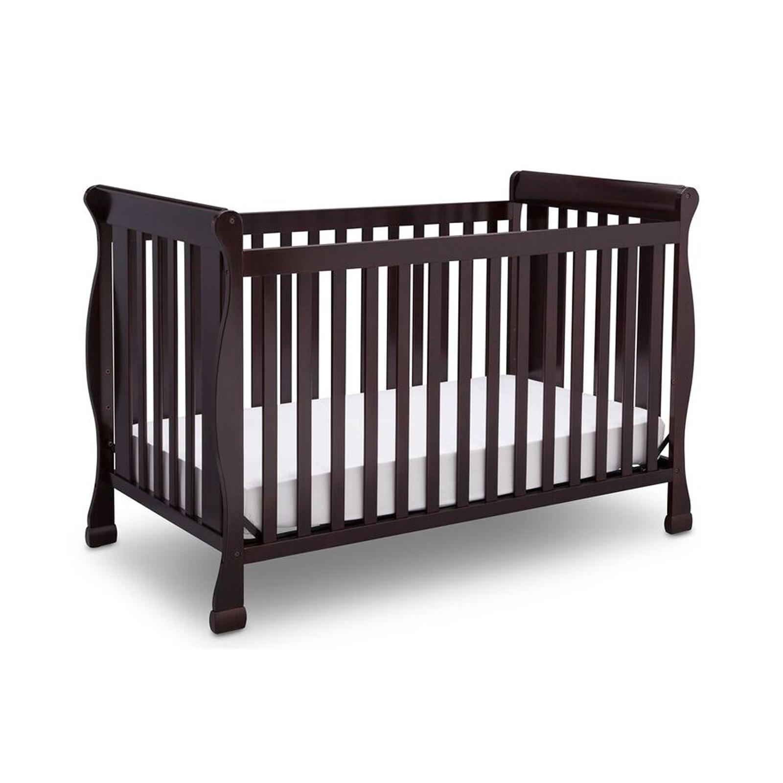 Delta Children 4 in 1 Convertible Crib