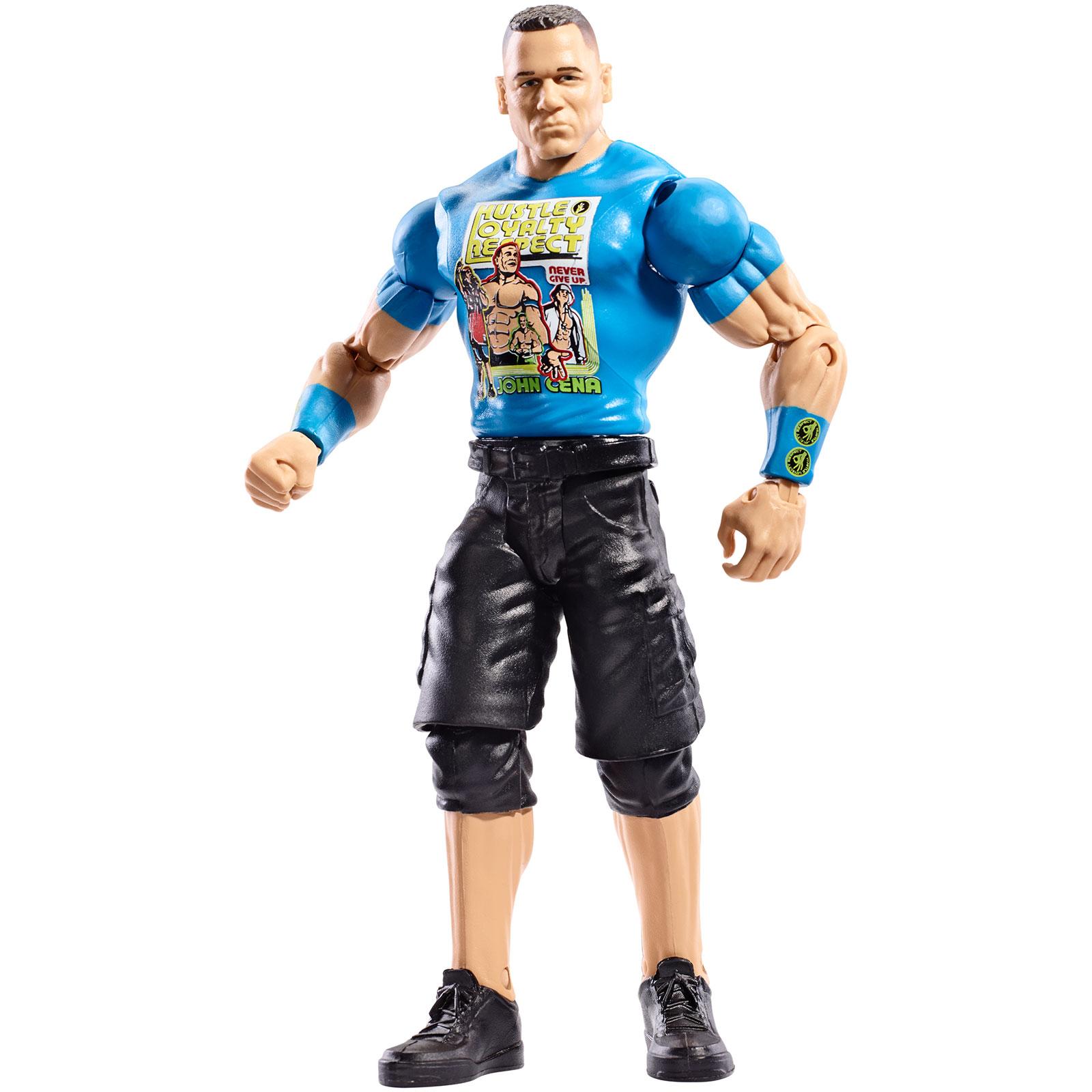 Wwe Champion Figure John Cena - Kmart Exclusive