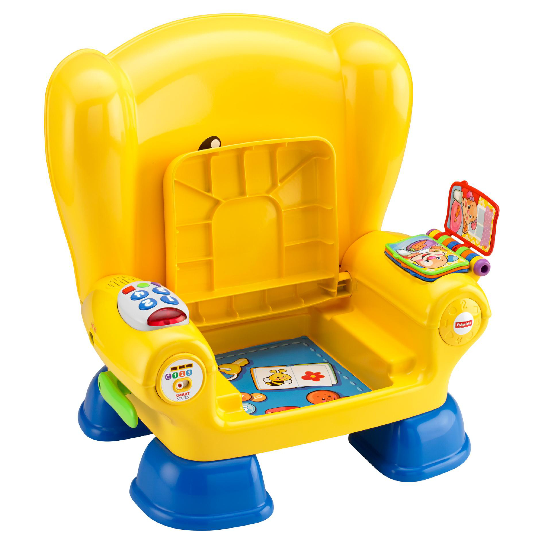 fisher price laugh and learn chair pink jerome's swivel chairs smart stages