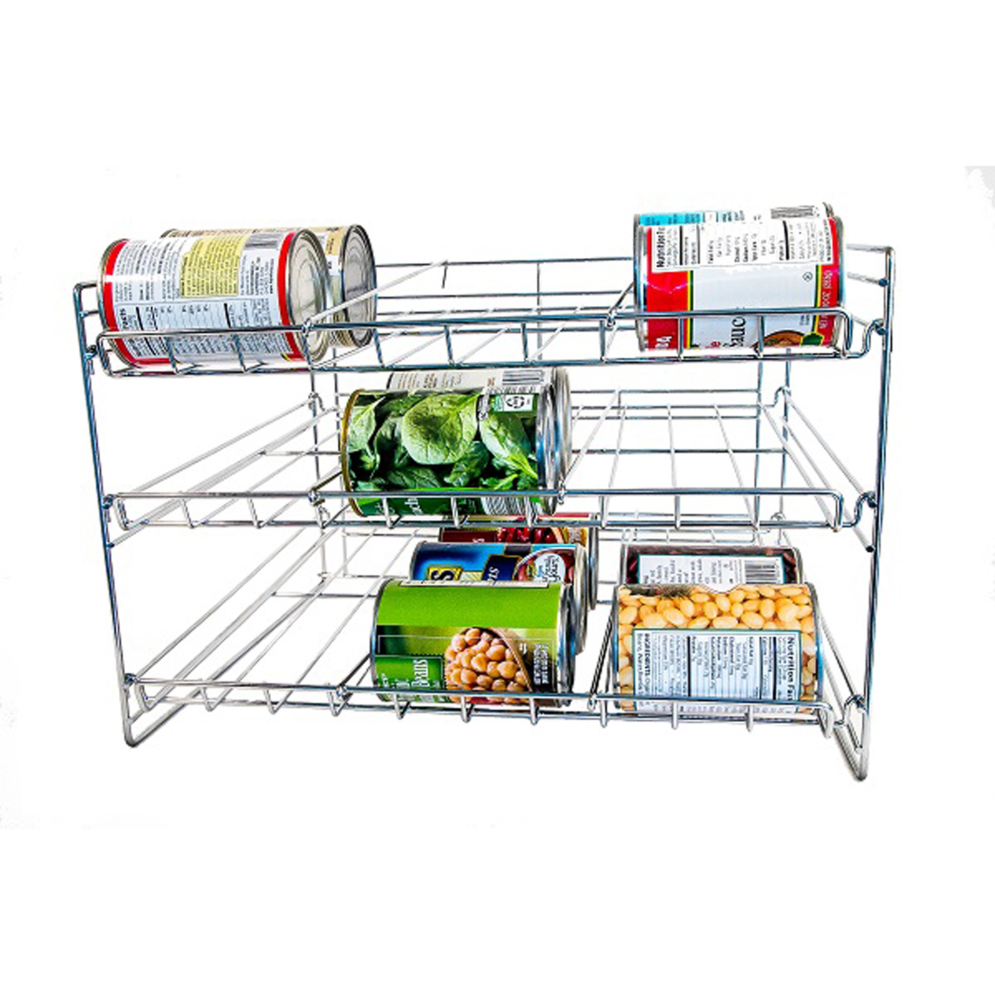 lipper international bamboo kitchen drawer dividers unique gifts shelf organizers - kmart