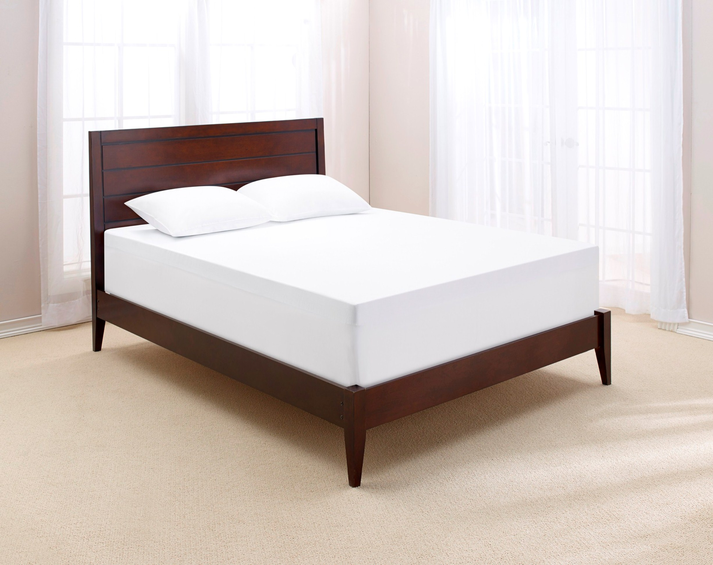 Serta 3 Gel Memory Foam Mattress Topper